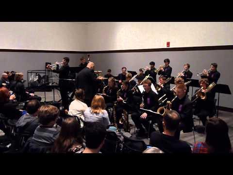 Concerto For Cootie - Arlington High School Jazz Machine at Berklee Jazz Fest 2013