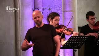 """Festival de Froville 2019 - Max Emanuel Cencic - Vivaldi """" Sol da, te mio dolce amore"""""""