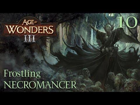 Age of Wonders 3 | Frostling Necromancer - 10