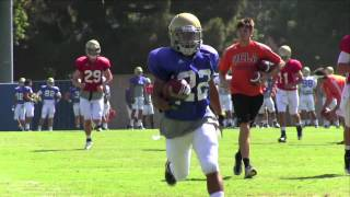 UCLA football prepares to open 2012 Pac-12 play against Oregon State