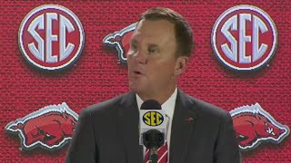 Chad Morris Weighs in on New Four Game Redshirt Rule