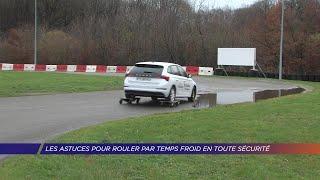 Yvelines | Les astuces pour rouler par temps froid en toute sécurité