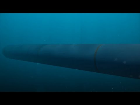 Russia MOD - Poseidon Oceanic Multi-Purpose Nuclear Capable & Powered Autonomous Submarine [1080p]