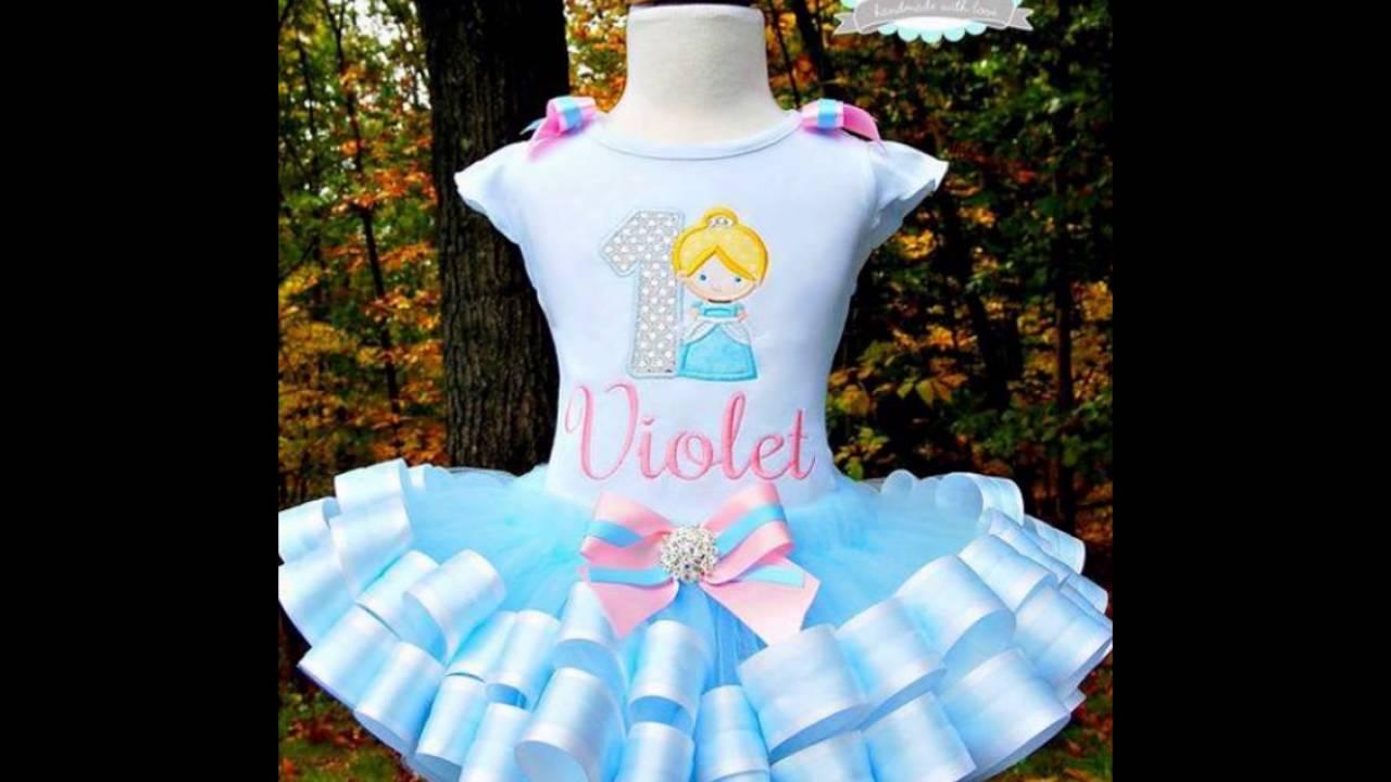 b669b9a330 Tul caramelo elástico coloridas niños niñas tutu faldas con el arco -  YouTube