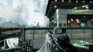 Crysis 3 60 fps PC Multiplayer
