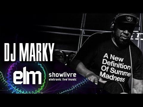 DJ Marky no Showlivre Electronic Live Music - Apresentação na íntegra