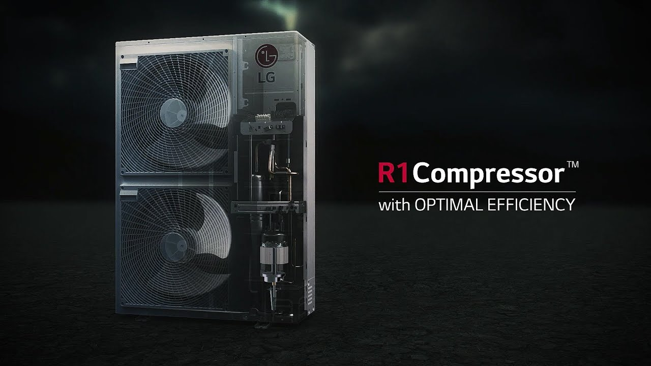 LG R1 Compressors, to the Future and Beyond   On Air - LG HVAC STORY