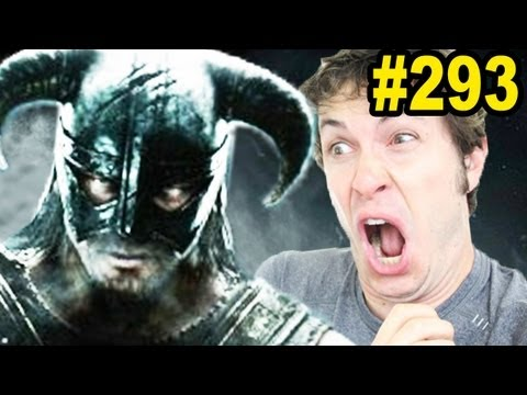 Skyrim - IT BURNS! - Part 293