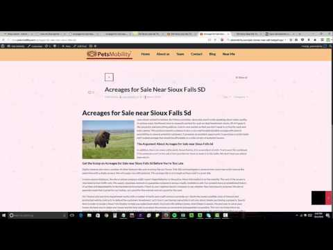 Live Rankings With Article Forge X Auction Domain - SEO Case Study 2016 By Angel Cruz
