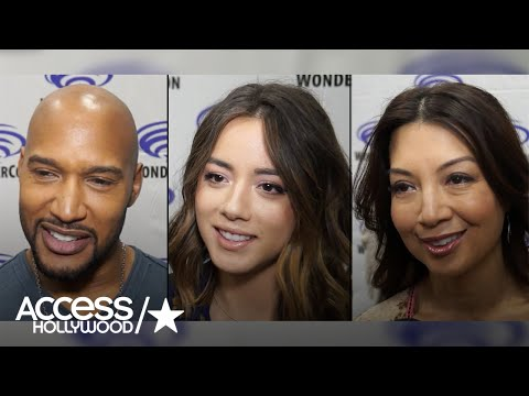 'Agents Of S.H.I.E.L.D.' Stars On Bobbi & Hunter's Spy's Goodbye (WonderCon 2016)
