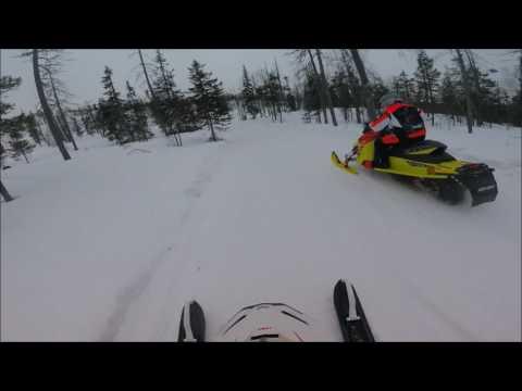 Levi 2017 Snowmobile