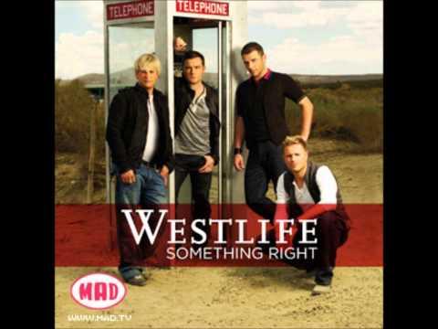 Westlife - Something Right
