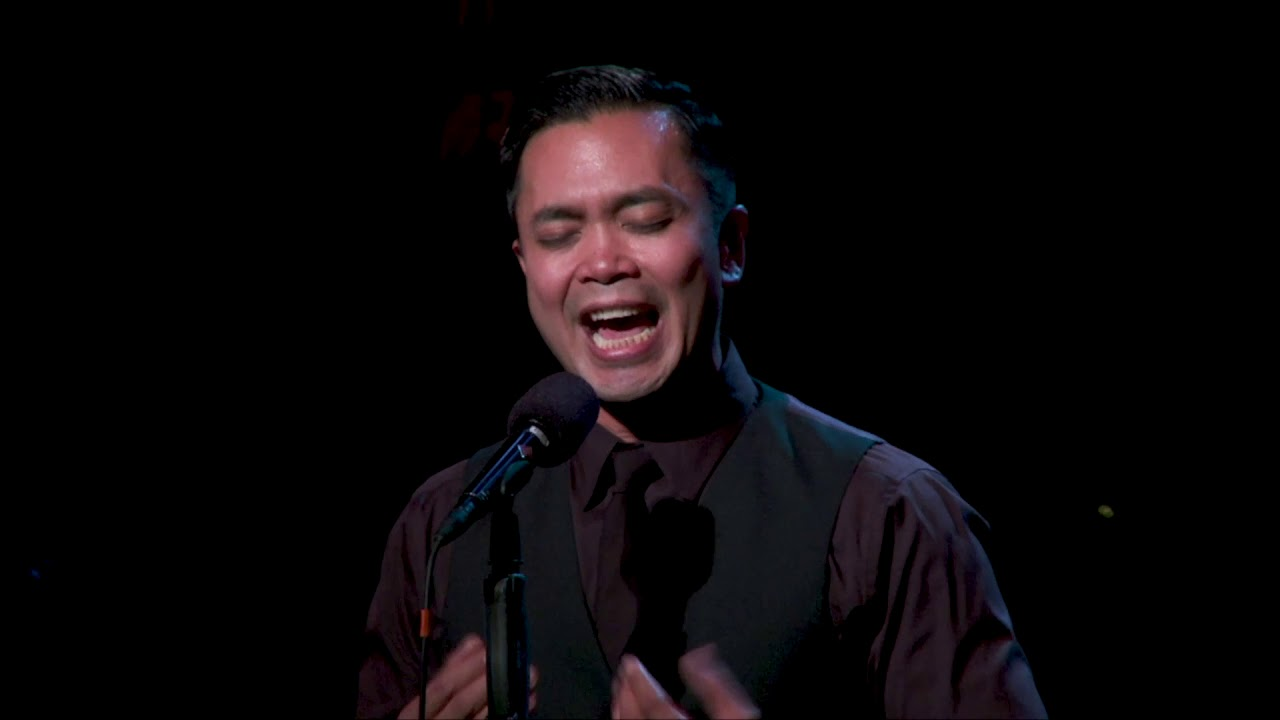 Jose Llana, presented by Lincoln Center's American Songbook 2019
