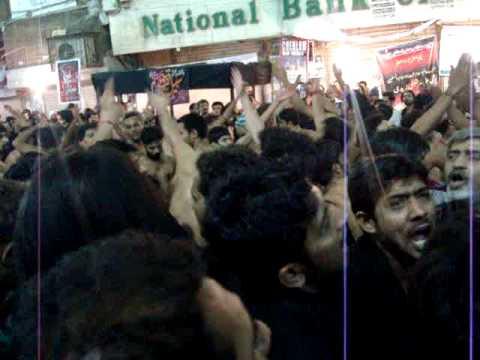 Shabab ul Momineen Nazim Party- Mera Sehrean Wala Akbar