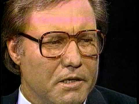 Jimmy Swaggart on CNN's Crossfire in 1984.