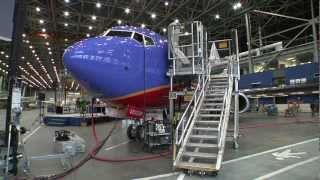 Southwest Airlines: Introducing Our First 737-800