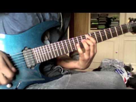 Short 7 String  Riff Widdle
