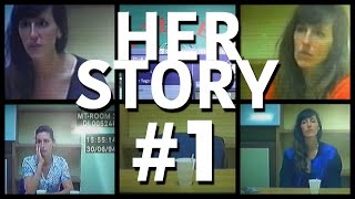 Thumbnail für das Her Story Let's Play