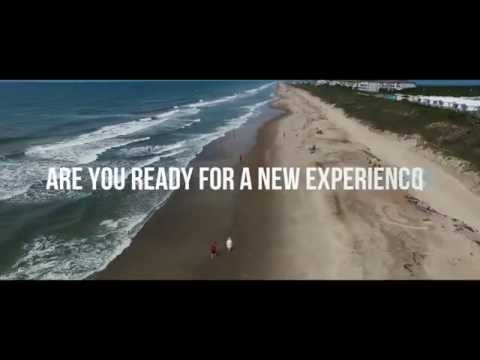 Drone Super High in Atlantic Beach & MHC (Realtors) 2015