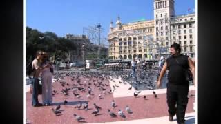 Барселона достопримечательсности. Испания