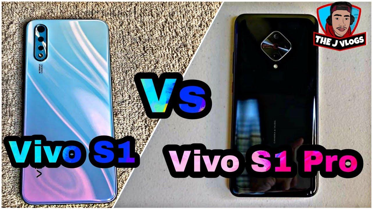 Vivo S1 Vs Vivo S1 Pro  Phone Comparison   Tagalog   Camera Samples  