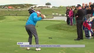 Golf : des légendes à Saint-Quentin-en-Yvelines