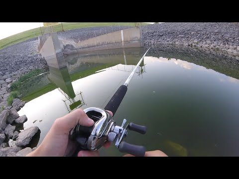 Spillway Fishing For Catfish In Texas. How Fishing Really Is...