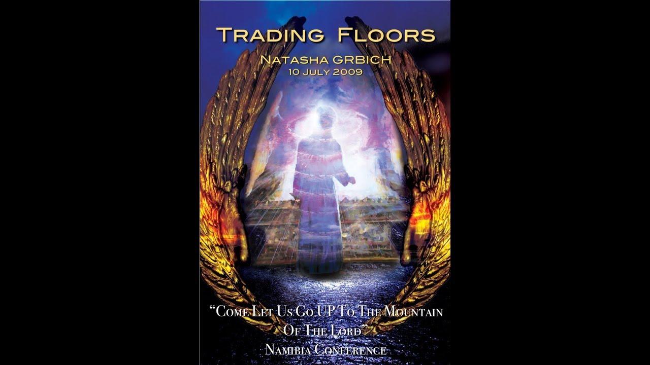 Trading Floors Of Heaven By Natasha Grbich 2009 07 10 Youtube