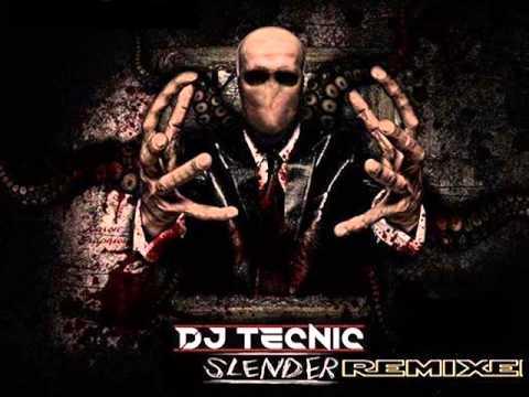 DJ Tecnic - Slender ( Martin Garrix Remix ) The Remixes [ Part III ]