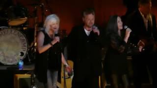 """My Soul's Got Wings"" John Mellencamp & Emmylou Harris@Mann Philadelphia 7/6/17ne Carter"