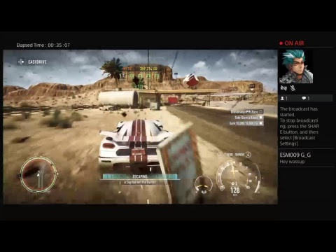 NEED FOR SPEED RIVALS  Live heating the cops to level 10&   ((نيدفورسبيد ريفالس