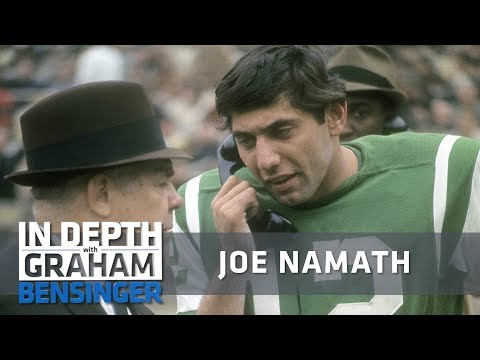 Joe Namath: I want an 18-game NFL season