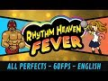 Gambar cover Rhythm Heaven Fever Wii - All Perfects 60 fps