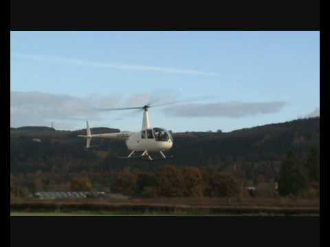 r44 helicopter robinson Type Rating Wales (Richard)