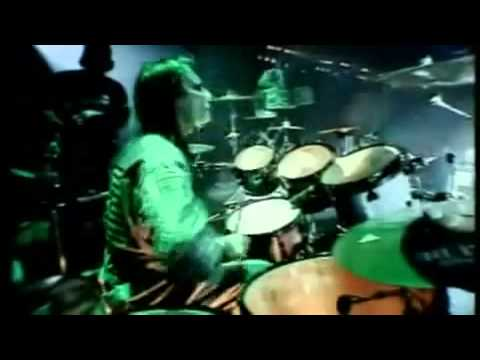 Joey Jordison   'Disasterpiece' Drum Cam (Widescreen