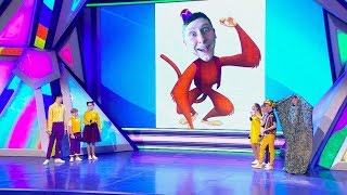 Детский КВН 2019 - Финал № 1 ИГРА ЦЕЛИКОМ Full HD