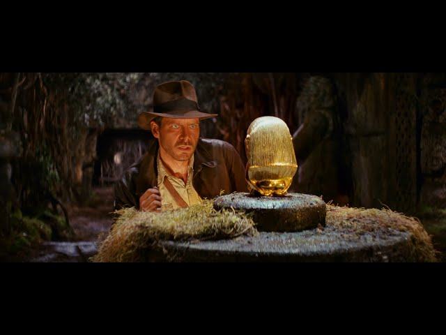 Practicing Unreal Conditionals for the Past with Indiana Jones