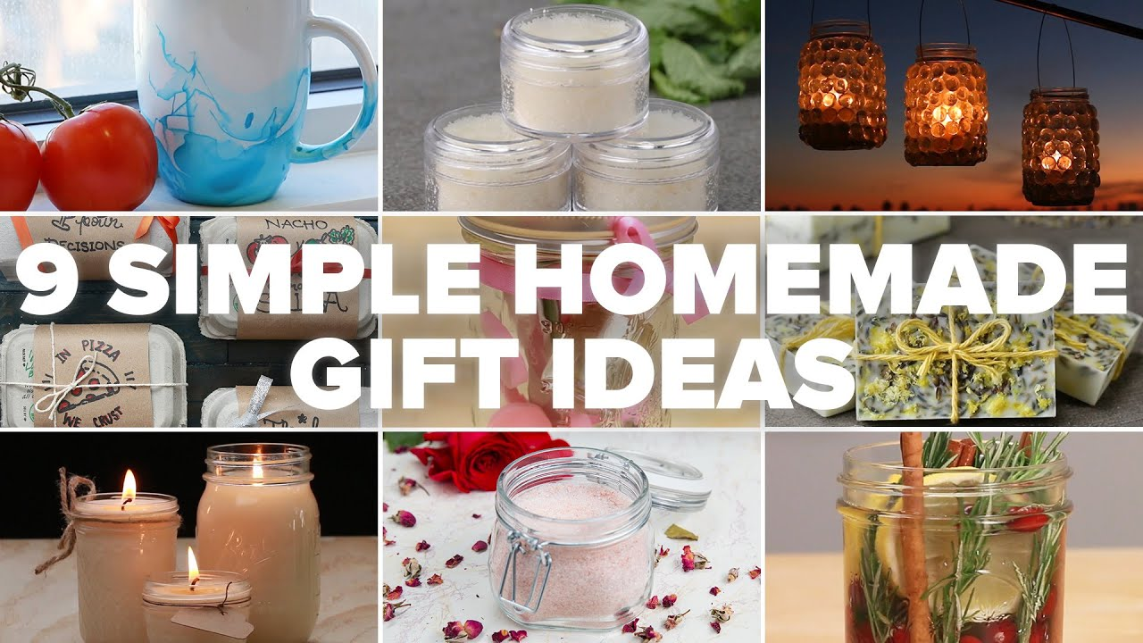 homemade christmas gift ideas 9 simple gift ideas 12786
