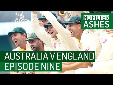 No Filter Ashes: Episode 9 - Go behind the scenes at the Pink Test in Sydney