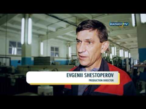 """Industry and Technologies"" (19.09.16) - Kazakh TV - en"