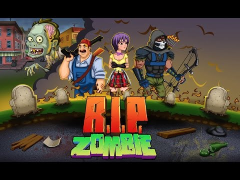 R.I.P. Zombie Official TRAILER (2015)