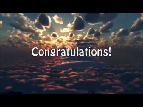Congratulations Baby Boy - YouTube