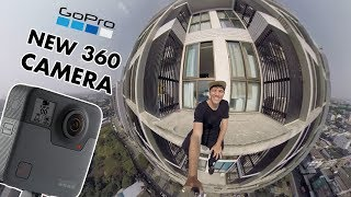 GOPRO FUSION - Hands-On Review - Session 13