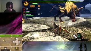 Monster Hunter 4U/4G OFFline : Le défit du caravanier