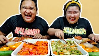 CHOPSUEY & SWEET and SOUR MUKBANG