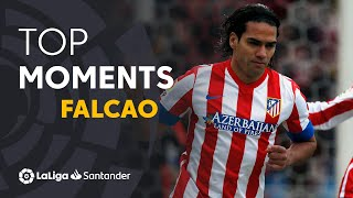 TOP 25 GOALS Radamel Falcao in LaLiga Santander