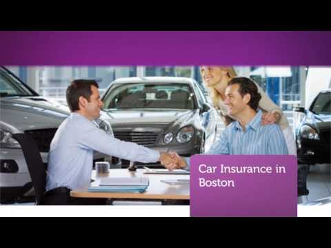 Cheap Car Insurance in Boston : Auto Insurance Agency, MA