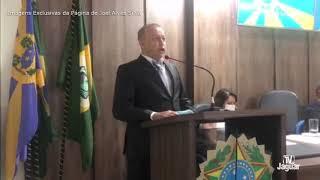 Prefeito José Joeni   Pronunciamento Alto Santo   02 01 2021