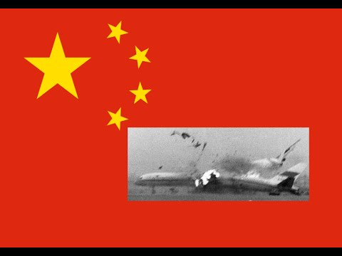 Top Ten Deadliest Air Crashes of China