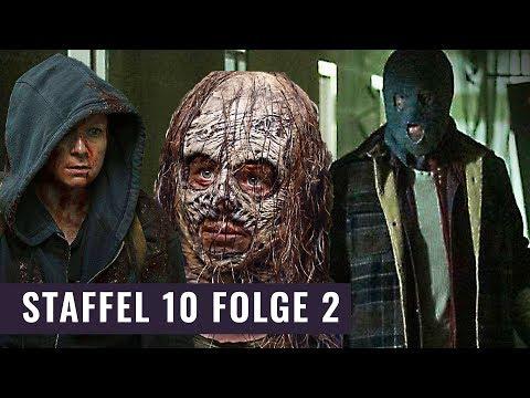 Gamma Und Die Origin Von Beta Und Alpha | The Walking Dead Staffel 10 Folge 2